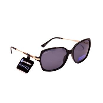 Jacki O Gold Metal Frame / Black Smoke Lenses