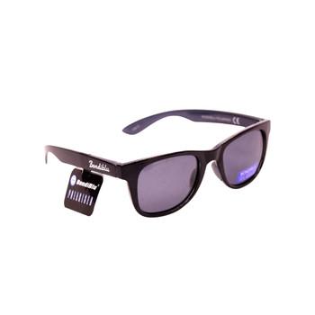 Risky Business Black Plastic Frame / Black Lenses