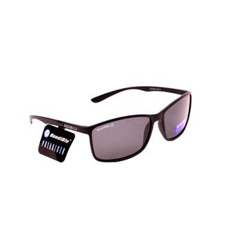 Matt Black Plastic Frame / Smokey Lenses