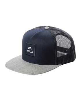 All The Way Trucker Navy/Grey Hat