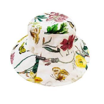 Sun Hat - Springtime Lilac