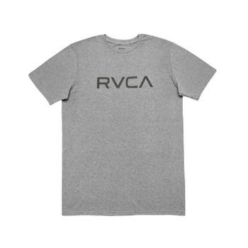 Big RVCA Tee - Grey Noise Mocktwist