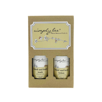 Simply Bee Gift Box Hand and Body