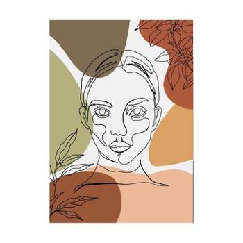 A3 Ply Print - Hand Drawn