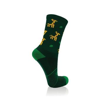 Socks - Active Giraffe - Size: 8-12