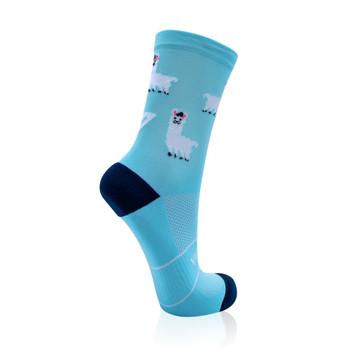 Socks - Active Llama - Size: 8-12