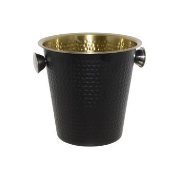 Black &  Gold Wine Bucket 5l