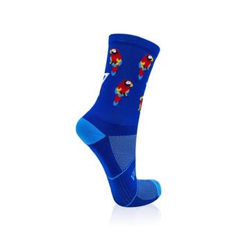Socks - Active Parrot - Size: 4-7
