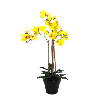 Dancing Lady Artificial Orchid - 49cm