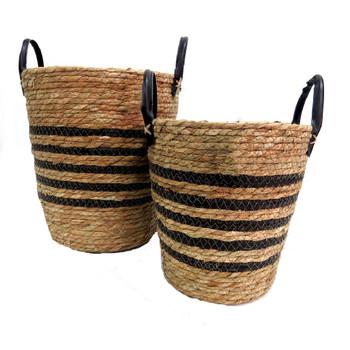 Woven Basket - Mongoose