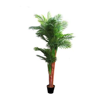 Delta Palm Artificial Tree - 2m
