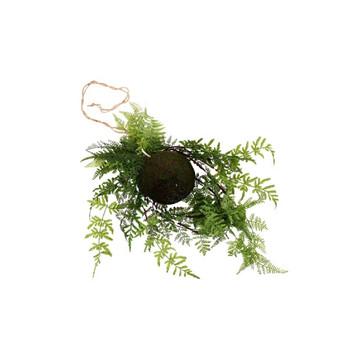 Hanging Ball - Artificial Fern (72cm)