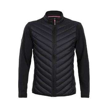 Apex Padded Puffer Jacket Black