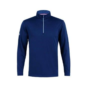 Men's Flex Half Zip Pullover Navy