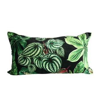 Garden Leaves - 55x95cm - Scatter Cushion Long