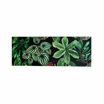 Garden Leaves - 80x230cm - Chenille Runner