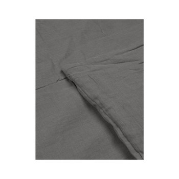 Driftwood color Quilt  100% cotton / 150gsm polyester filling