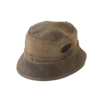 Tin Cloth Boshoed - Sand