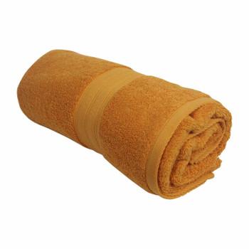 Bath Towel - Mustard