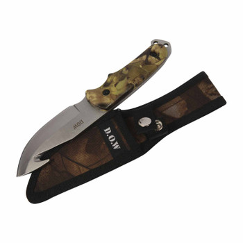 Dow Knife & Pouch Camouflage Set