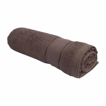 Bath Towel - Brown