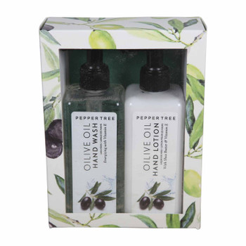 Olive Oil Hand wash and Lotion Duo Gift Set