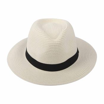 Pana Mate Fedora Ivory 58cm Hat