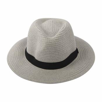 Pana Mate Fedora Light Grey 58cm Hat