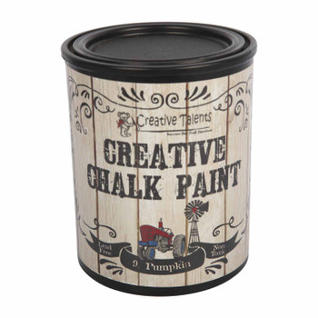 Creative Chalk Paint 1L Pumpkin