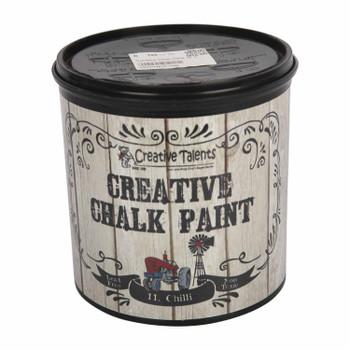 Creative Chalk Paint 1L Chilli