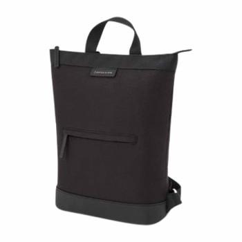 Umea All Black Backpack