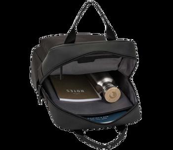 Bergen All Black Backpack