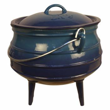 Nr 3 Blue Potjiekos Pot
