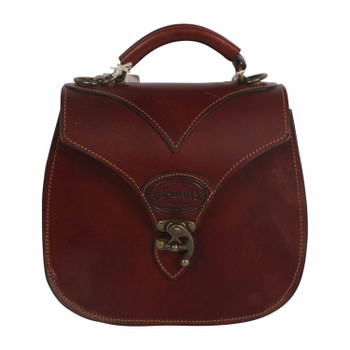 Leather Tinkie Brown