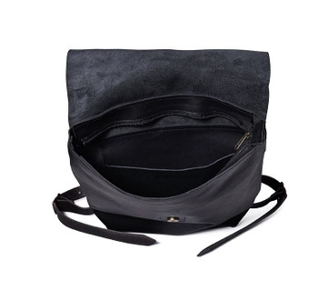 Henry Unlined Leather Backpack