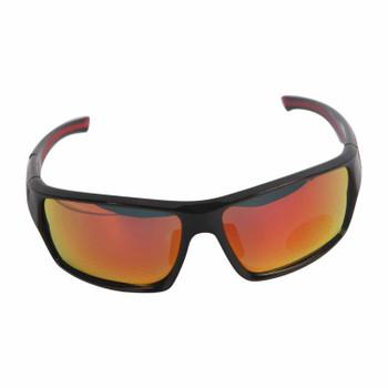 Sunglasses Wrap-around Yellow/Orange