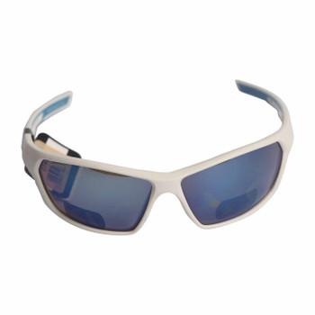 Sunglasses White Blue