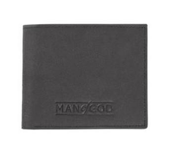 Leather Wallet - Man of God