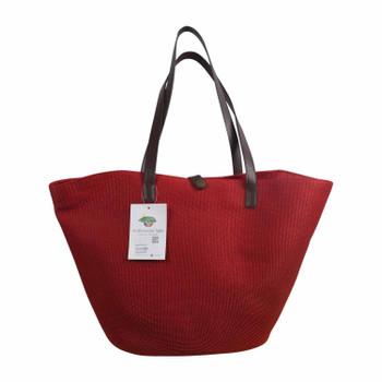 Beach Bag Red