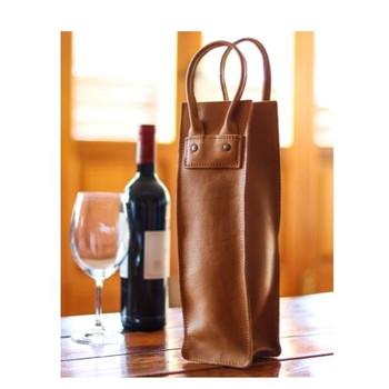 Wine Bag Square One Bottle