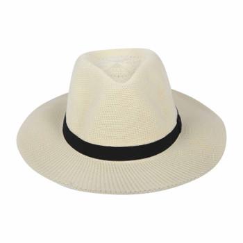 The Karoo Cream Hat - 57cm