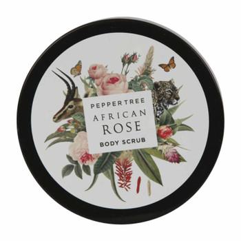African Rose Body Scrub 250ml