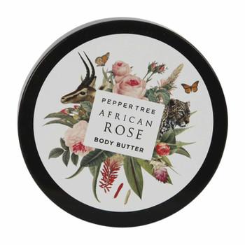African Rose Body Butter 250ml