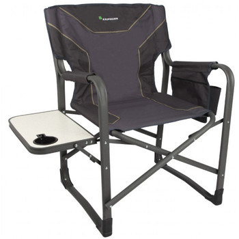 Kaufmann Chair Steel Directors Flat Frame