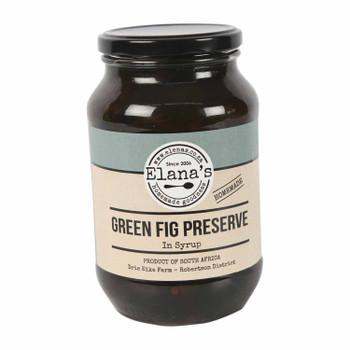 Green Figs Preserve 1L