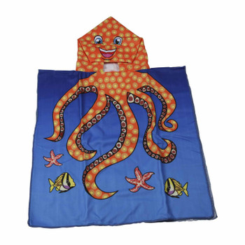 Octopus Beach Cloak