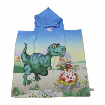 Dinosaur Beach Cloak