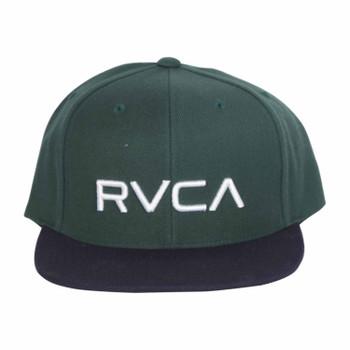 RVCA Twill Snapback - Alpine