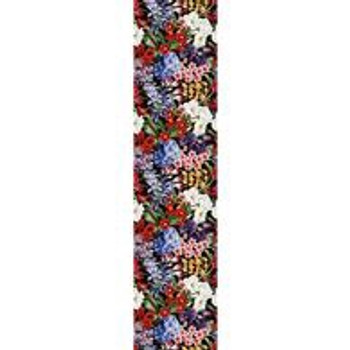 PVC Table Runner Floral