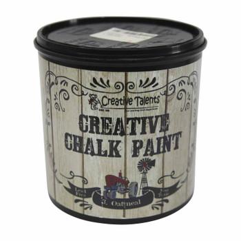 Creative Chalk Paint 1L Oatmeal